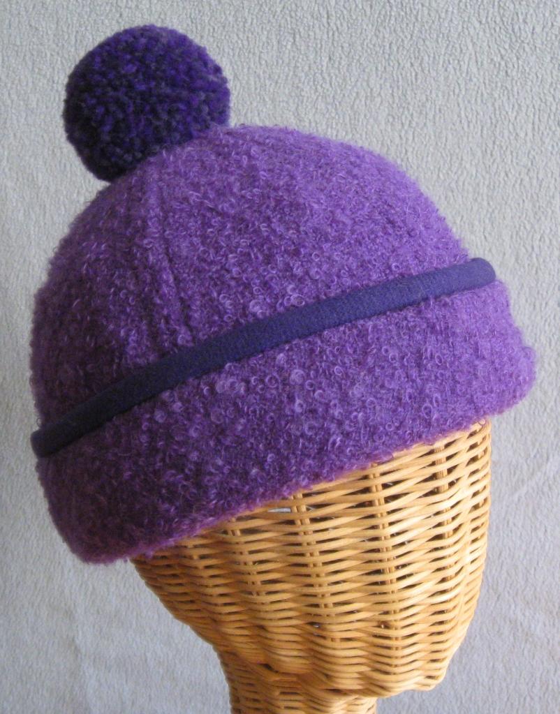53. Wool Bouclé Beanie. small  $65.