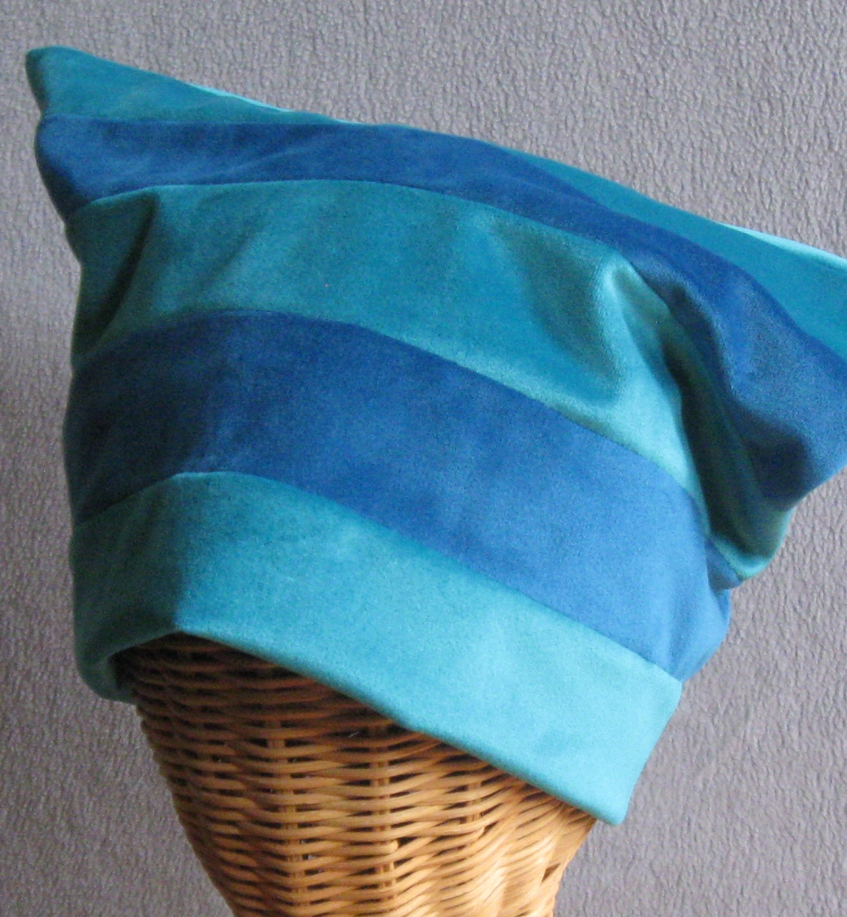 92. Pillow Hat.  medium  $45,